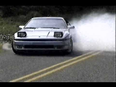 1987 Toyota Supra Turbo 445rwhp Two Gear John Force Burnout - YouTube