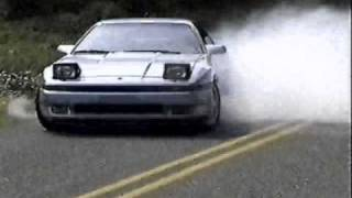 1987 Toyota Supra Turbo 445rwhp Two Gear John Force Burnout