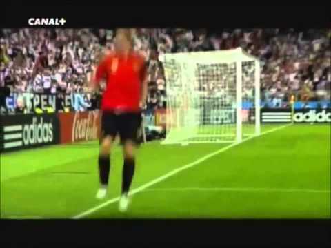 Diez años desde la Eurocopa que inició la etapa dorada del fútbol español