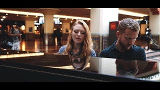 Secret Piano Sessions: Freya Ridings x JP Saxe (Wildest Moments Cover - Jessie Ware) Video