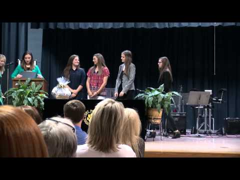 Fort Payne Middle School C SPAN Winners