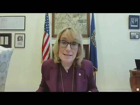 Le sénateur Hassan interroge la candidate du secrétaire au Trésor Janet Yellen