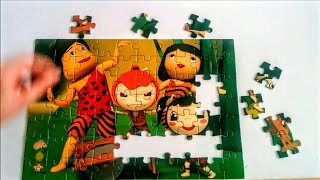 Canım Kardeşim Puzzle, TRT Çocuk