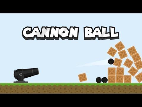 Cannon Ball ( Physics ) - Construct 2 Tutorial