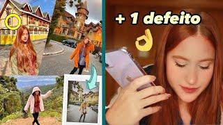 SESSÃO DE FOTOS COM MEU iPHONE 11 QUE VEIO COM DEFEITO - câmera do iPhone 11 roxo