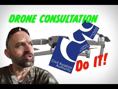 CAA Drone Consultation: HAVE YOUR SAY...& Flying Santa Drone Winners