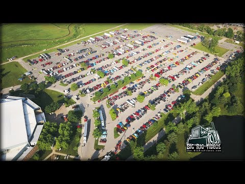 2018 American Truck Historical Society Truck Show