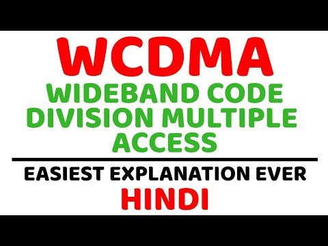 WCDMA (Wideband Code Division Multiple Access) l WCDMA Radio Network  Architecture Explained