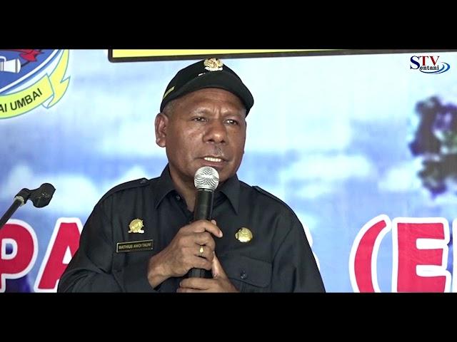 Pelantikan Kepala Kampung Di Distrik Demta | Sentani TV
