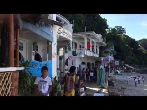 Sabang Beach Puerto Galera Walking Tour Overview by HourPhilippines.com
