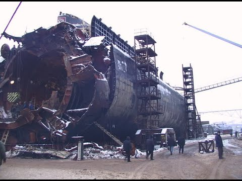 Russian Submarine Disaster - Documentary Military