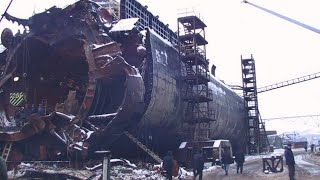 Russian Submarine Kursk Disaster