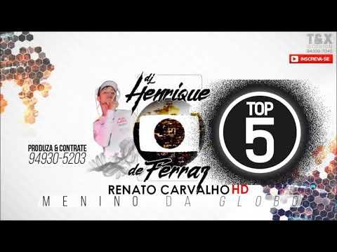 TOP 5 DJ HENRIQUE DE FERRAZ AS MAIS ACESSADAS