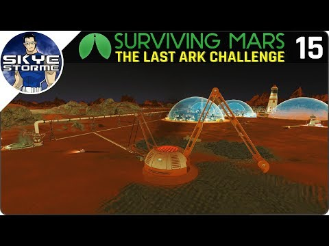THE VERGE OF COLLAPSE! - Surviving Mars Green Planet THE LAST ARK EP 15 - Gameplay Tips & Tricks!