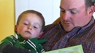 Young boy battles 'Stone Man Disease'