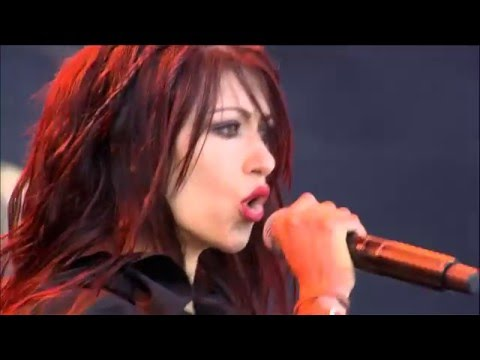 Eths live at Hellfest open Air 2015
