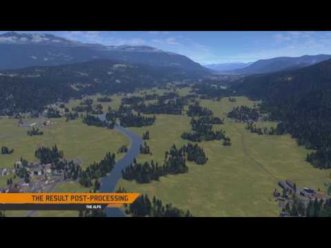 VBS Blue: Stunning 3D Whole-Earth Rendering