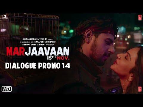 Marjaavaan: Tere Ishq Mein (Dialogue Promo 8) Riteish D, Sidharth M, Tara S | Milap Zaveri | 15 Nov
