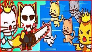 Ударный отряд котят 3 мультик игра StrikeForce Kitty от Фаника