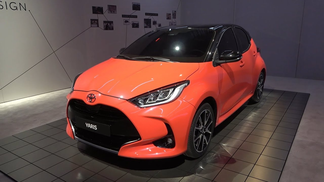 New Toyota Yaris 2020 World Premiere First Details Eu Spec Youtube