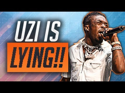 Lil Uzi Vert Is LYING About Quitting  & Deleting Eternal Atake