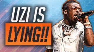 Lil Uzi Vert Is Lying About Quitting Music Deleting Eternal Atake