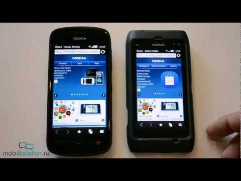 Nokia N8 Vs Nokia 808 PureView: сравнение скорости (speed Comparison)