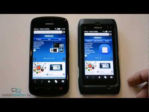 Nokia N8 vs Nokia 808 PureView: сравнение скорости (speed comparison)
