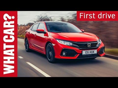 2017 Honda Civic Review | What Car? First Drive