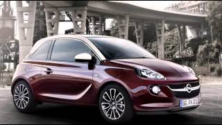 Revealed 2013 Opel Adam 1.4 100 cv