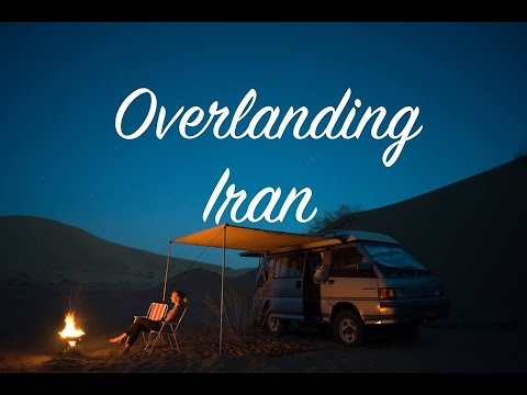 Episode 4 Overlanding with Mitsubishi L300 - Iran
