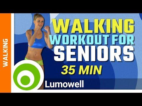 Walking Workout for Seniors