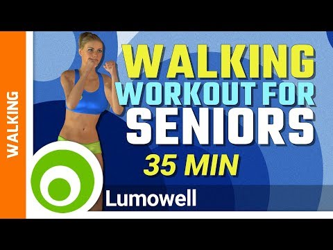 Walking Workout for Seniors