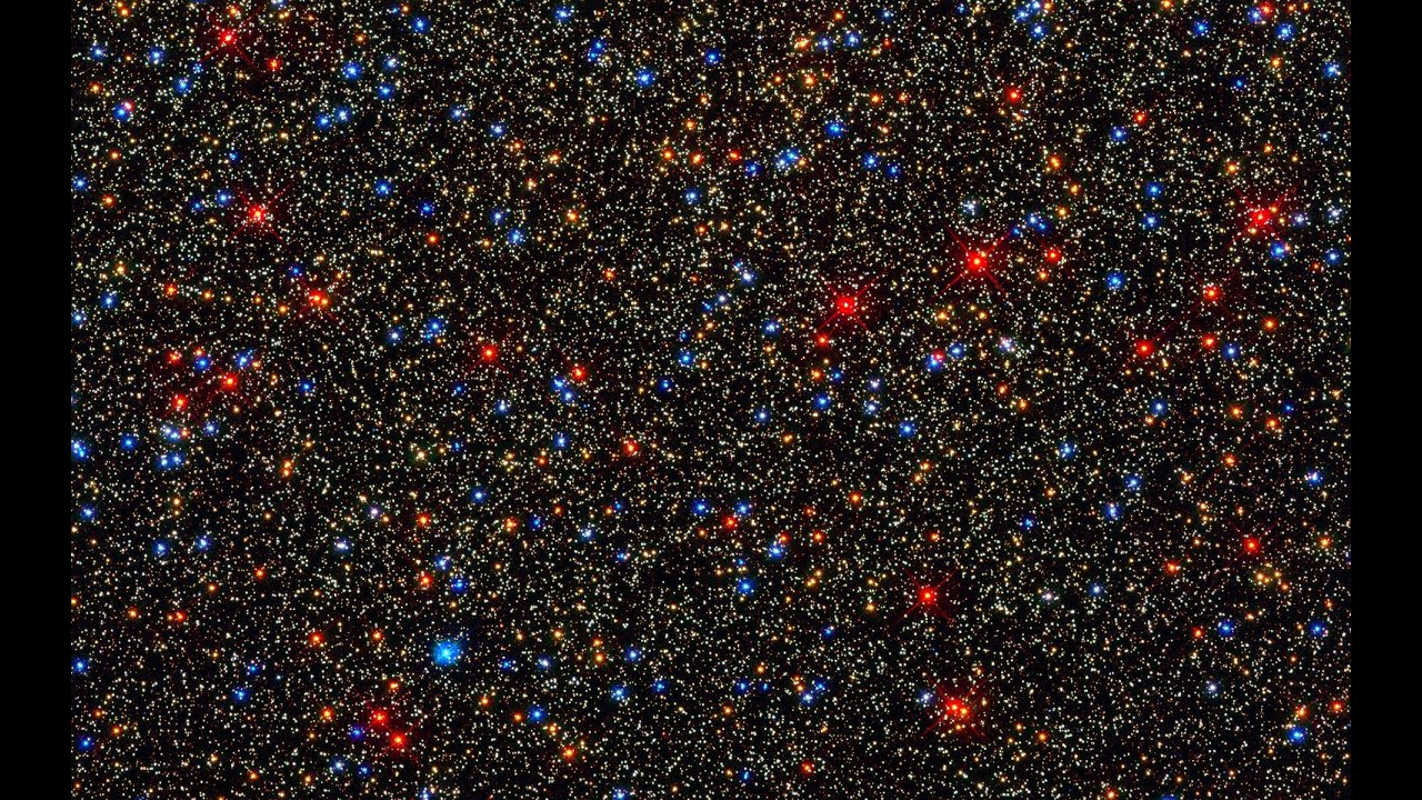 COSMOS ENTROPY - Hubble Ultra Deep Field - YouTube