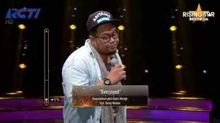 "Dimas Anindita ""Overjoyed"" Stevie Wonder - Rising Star Indonesia Duels 2 - Eps. 10"
