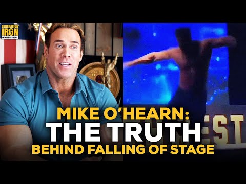 Mike O'Hearn Reveals What Happened Immediately After Falling Of Stage