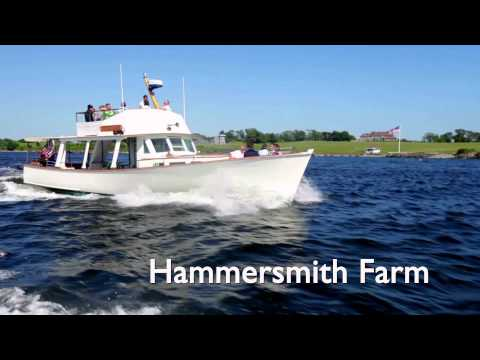 Gansett Cruises - Harbor Tours and sightseeing in Newport RI