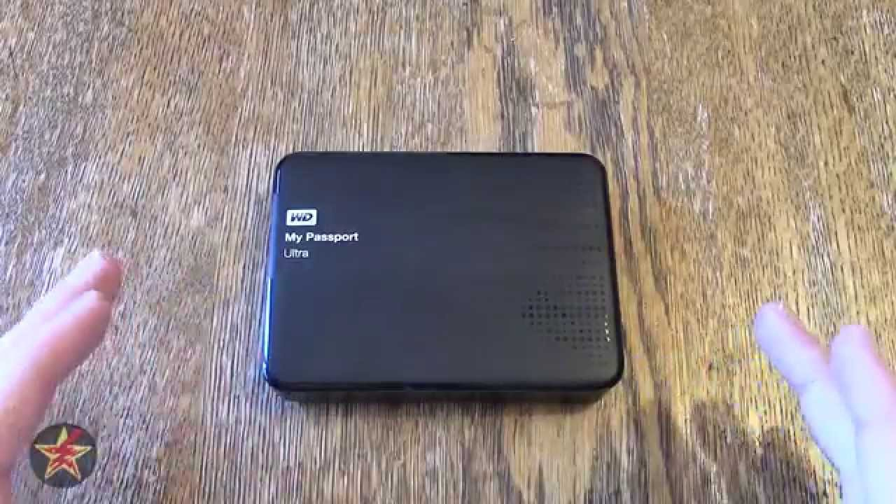 Western Digital (WD) My Passport Ultra Review