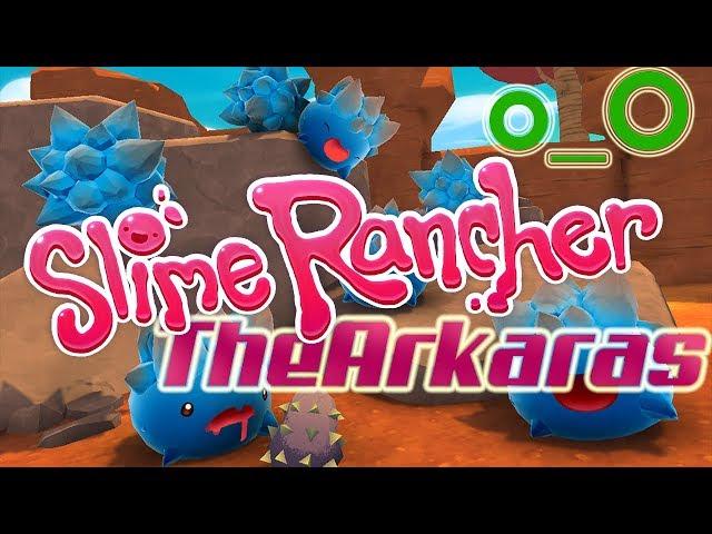 Aug 28, 2017 - Slime Rancher #1