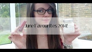 June Favourites 2014 + Giveaway Thumbnail
