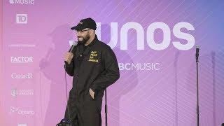 Dave Merheje wins Comedy Album of the Year   Juno Awards 2019