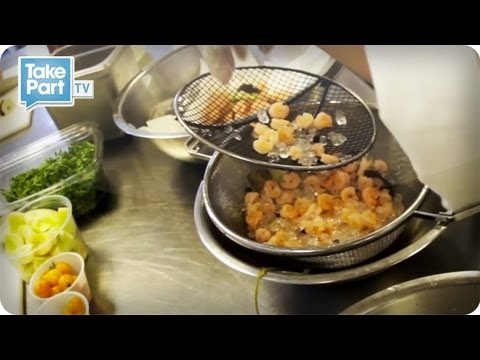 Organic Cooking with Sustainable Food | Fork by Fork | TakePart TV