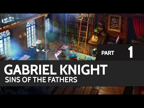 Gabriel Knight: Sins Of The Fathers - Part 1