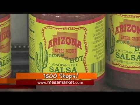 Mesa Market Place Swap Meet Winter :15 on KPHO TV5.wmv