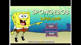 Spongebob Squarepants Jumping Games To Play For Free Online