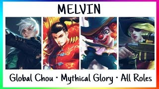 🔴[LIVE] мєℓνιη ❀ Mobile Legends | Singapore's Mythical Glory x 82 | 75% Winrate Solo Queues(?)