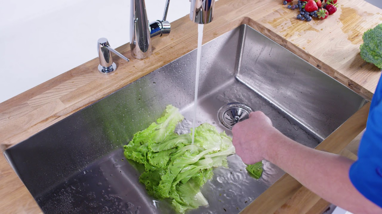 Elkay Sinks With Offset Drain Feature