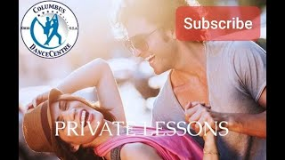 Conditioning Class at Columbus Dance Centre