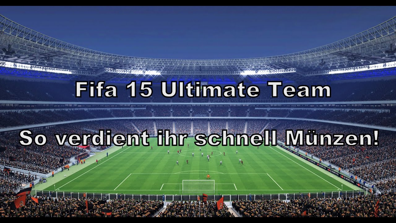 Fifa 15 Schnell Münzen Verdienen Youtube