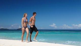 Mondriki Island in Fiji where Tom Hanks filmed Castaway